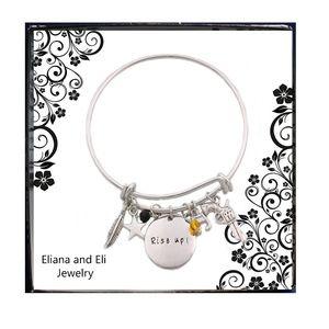 Rise Up Wire Expandable Bracelet